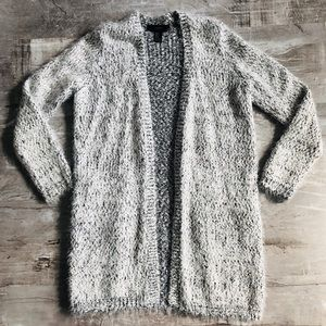 Cozy Eyelash Cardigan
